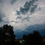 Lipcowa burza.